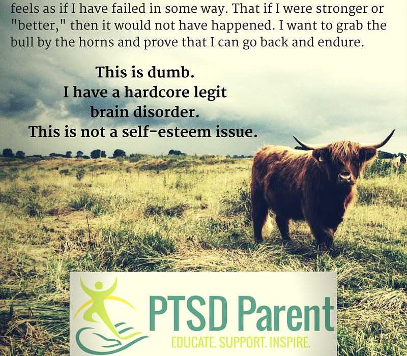 The Best Way to Avoid Avoidable #PTSD Suffering